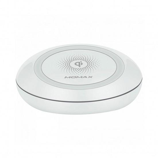 Беспроводное зарядное устройство Momax Q.Dock UD2 White