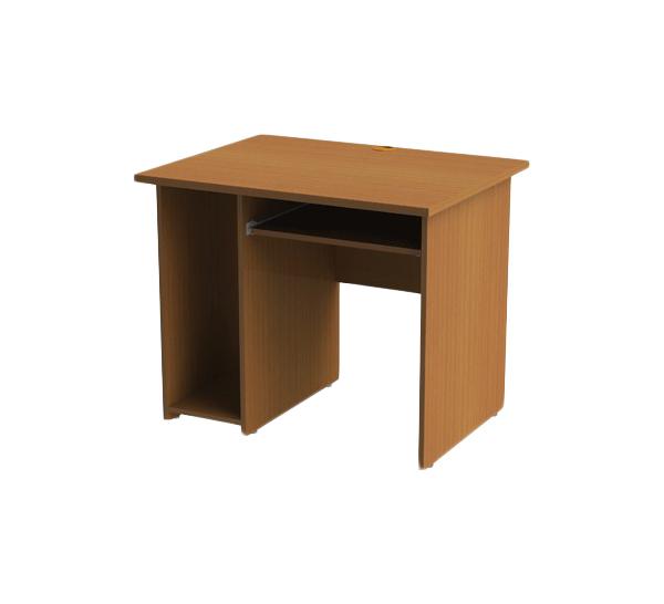 Компьютерный стол МОНОЛИТ СМ15.3 90x70x75, орех гварнери