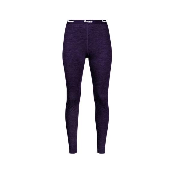 Кальсоны Bergans Fjellrapp Lady Tights женские фиолетовый,