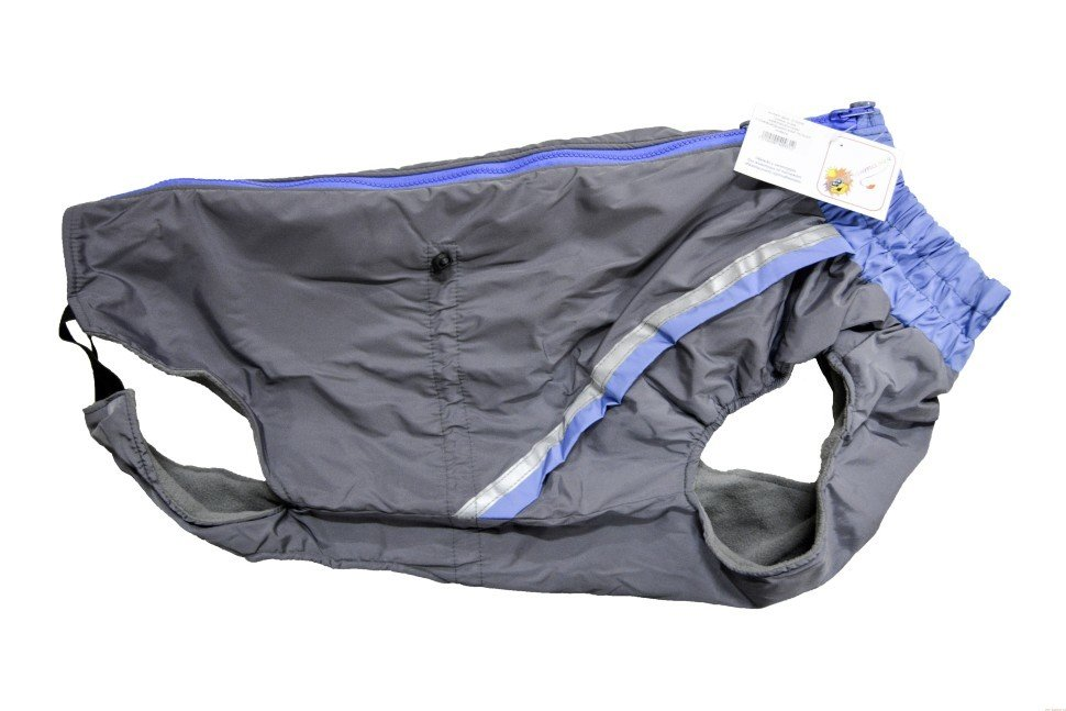 Жилет для собак Зоофантазия Вест-хайленд-уайт-терьер №2, женский, спина 37см, грудь 54см