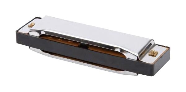 Купить Губная гармошка пластм., 10 см, в пласт. чехле, Наша игрушка,