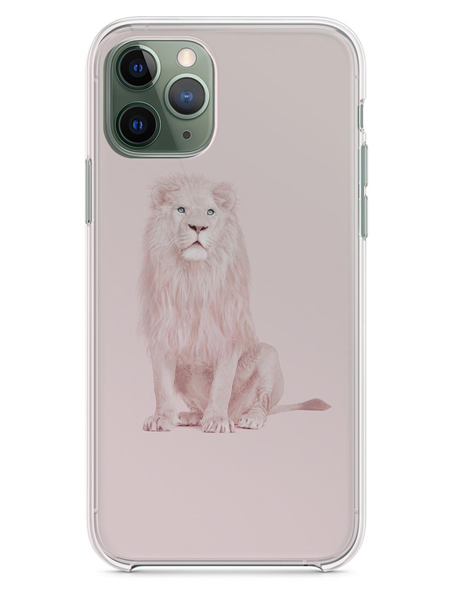 Чехол СМАКС Albino Lion для Apple iPhone 11 Pro  - купить со скидкой