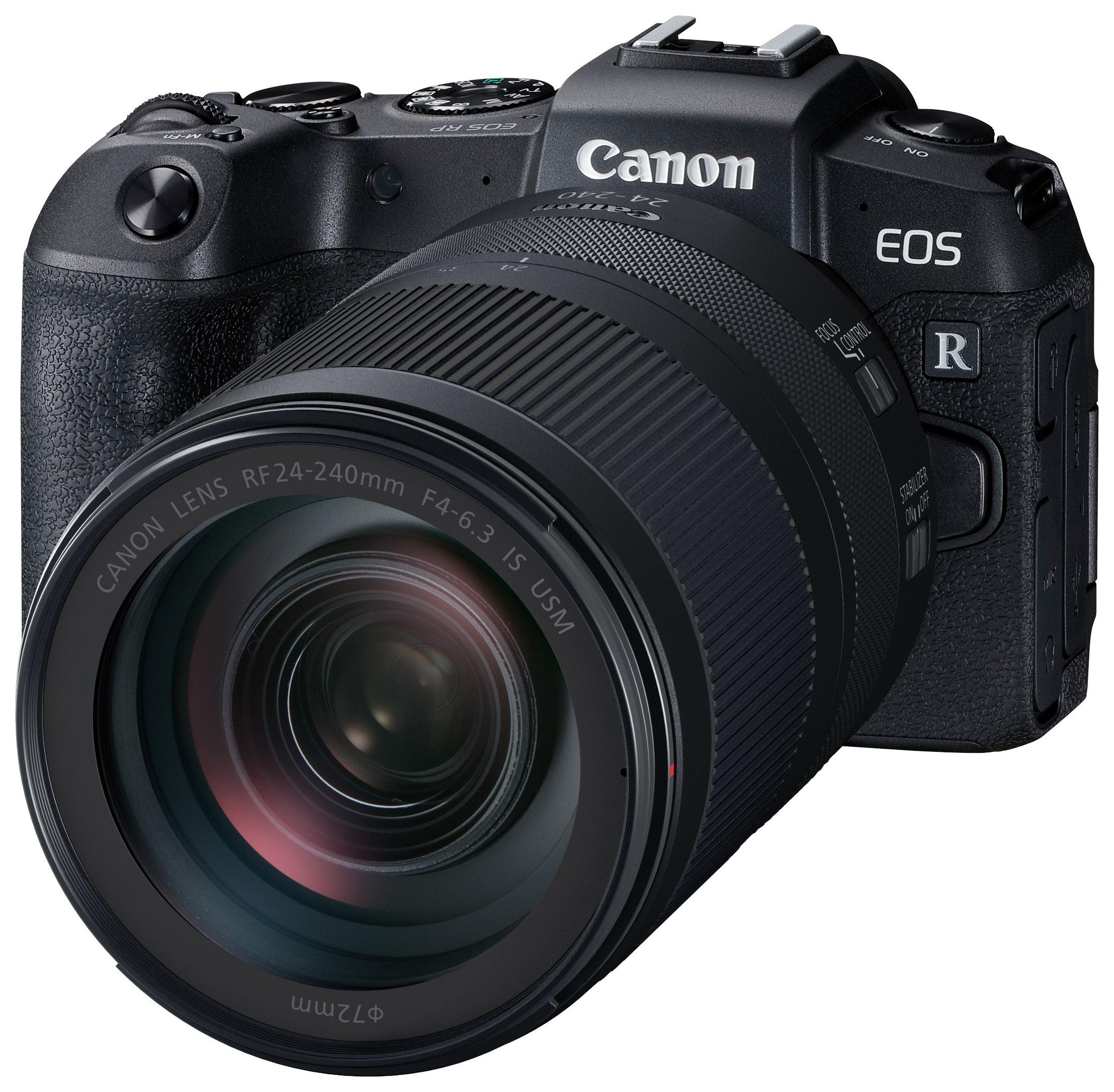 ЦФ Canon EOSRP+RF24 240 F4 6,3 ISUSMEU26