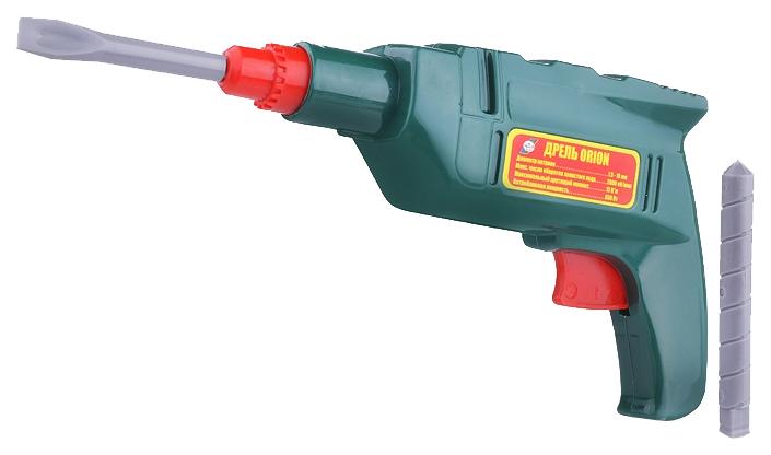 Дрель игрушечная Orion Toys Маленький Механик ОР976