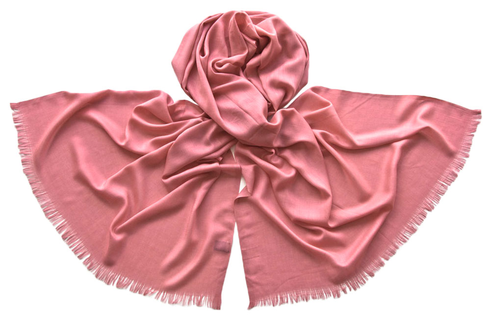 Палантин женский Tranini 1729 розовый