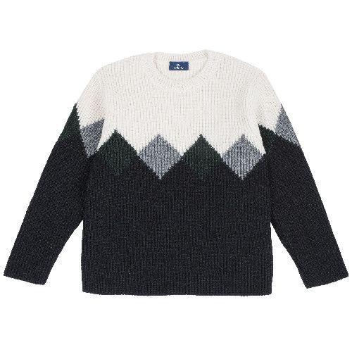 Купить 9069287, Джемпер Chicco для мальчиков р.92 цв.темно-синий, Кофточки, футболки для новорожденных
