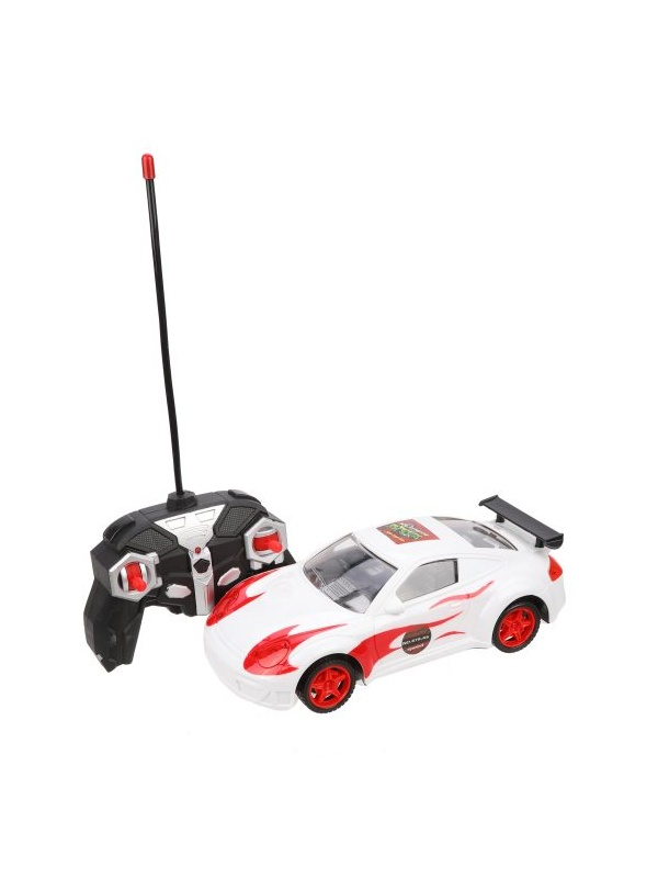 Машина на радиуоправлении Racing 4 канала