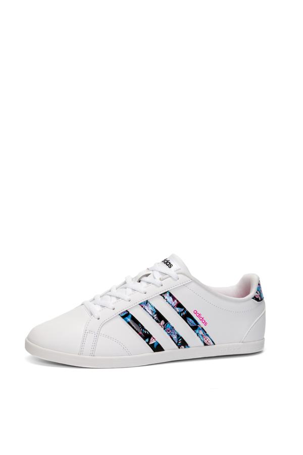 Кроссовки женские Adidas B74555 белые 40.5 RU