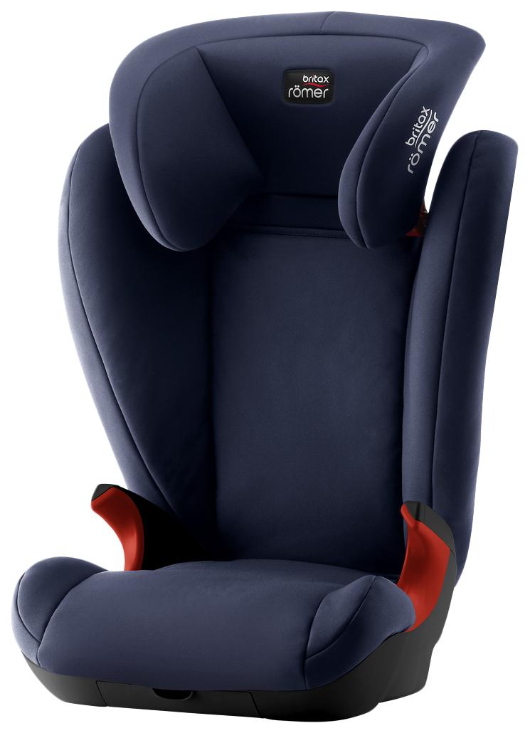 Купить Автокресло 2/3 Britax Roemer KID II (Бритакс Рёмер Кид Два) Black Series Moonlight Blue, Britax Romer,