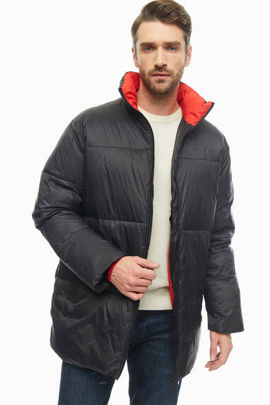 Куртка мужская Calvin Klein Jeans J30J3.13138.9030 черная M фото