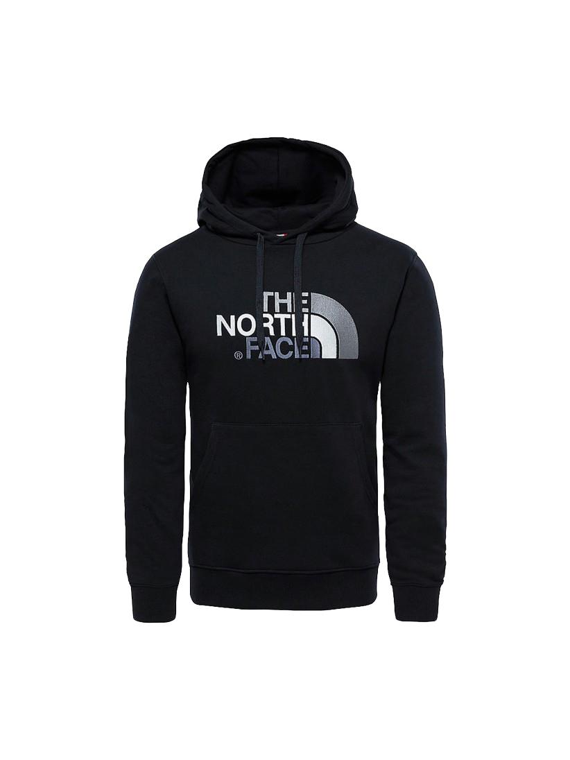 Толстовка The North Face Drew Peak Pullover Hoodie, black, S фото