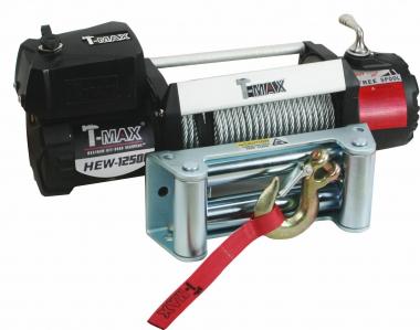 HEW 12500 X Power 12В лебедка электрическая