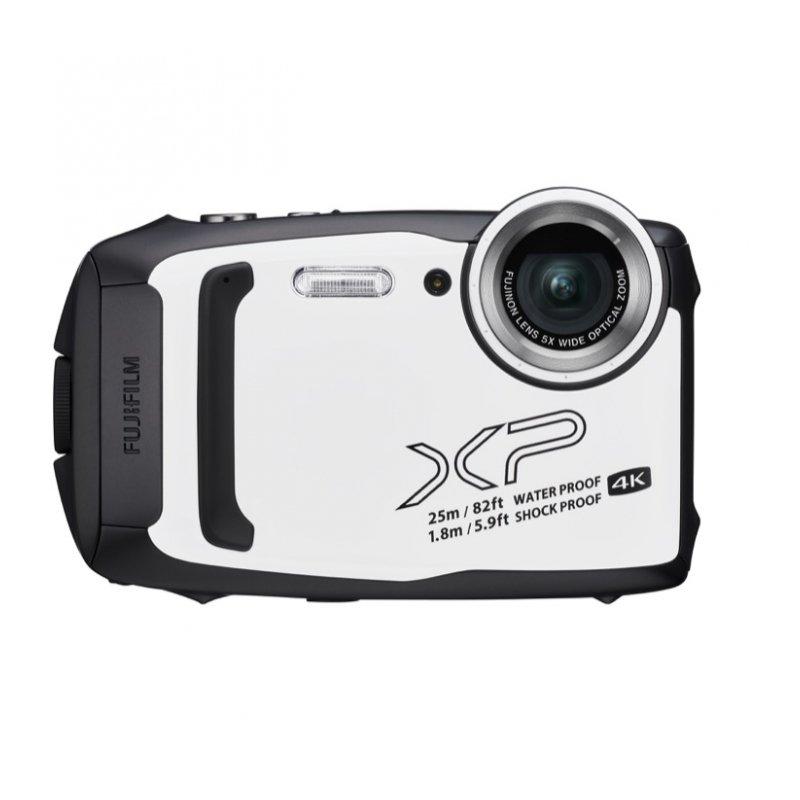 Фотоаппарат цифровой компактный Fujifilm FinePix XP140 White