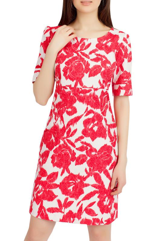 Платье женское SERGINNETTI 5-638-4211-163 красное 46 RU фото
