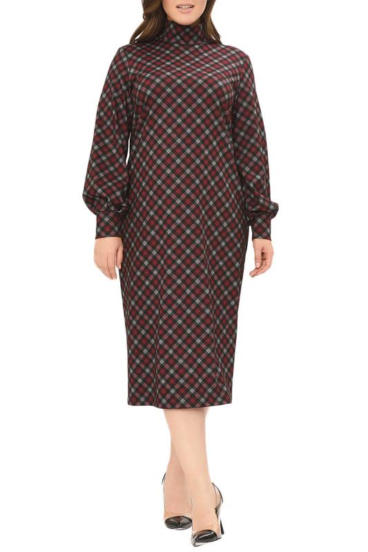 Платье женское SVESTA R805NOROU красное 60 RU фото