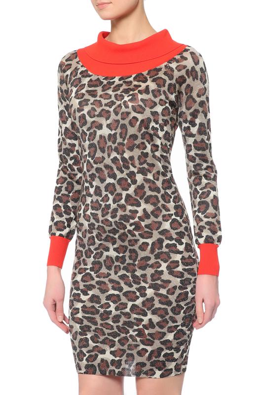 Платье женское Who's who 122W30085/0115/805 желтое XL фото
