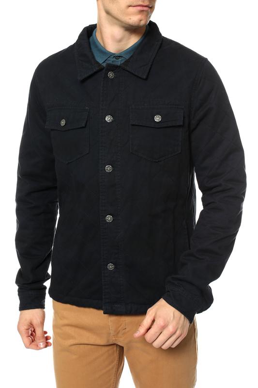 Куртка мужская Amsterdenim AM1801602519 синяя 2XL