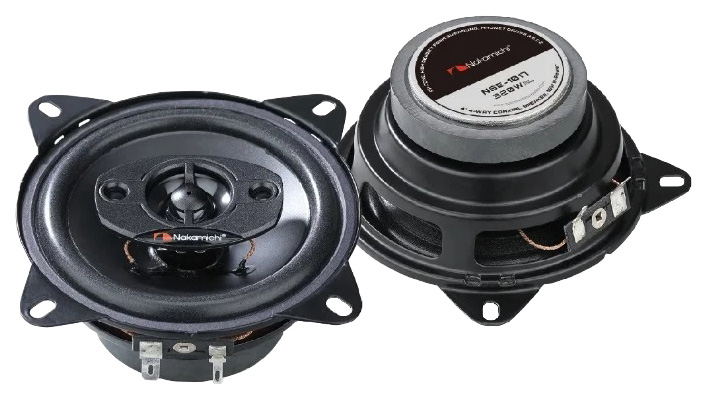 Комплект автомобильной акустики Nakamichi NSE 1017