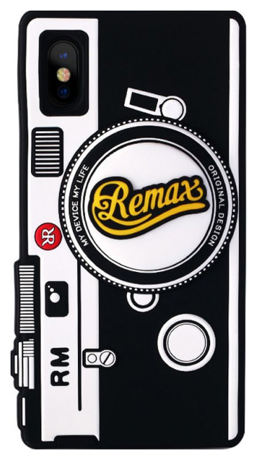 Чехол Remax Coolplay Camera