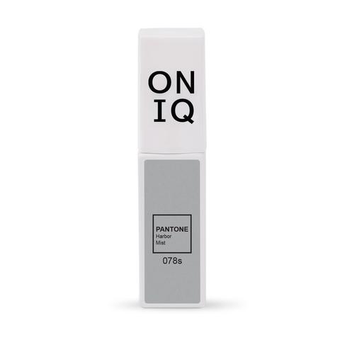 Купить Гель-лак Oniq PANTONE: Harbor Mist 6 мл