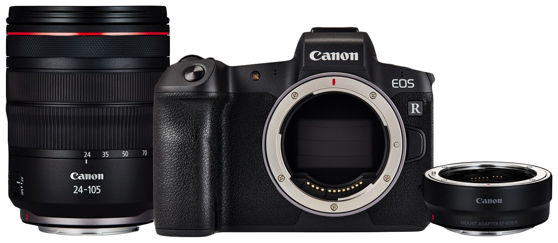 Фотоаппарат системный Canon EOS R 24