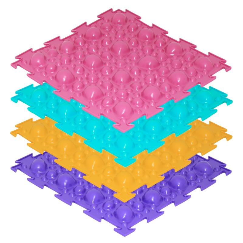 Купить Модульный коврик Ортодон Камни (мягкий),