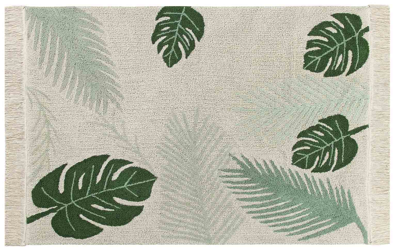Ковер Lorena Canals тропики зеленый 140*200