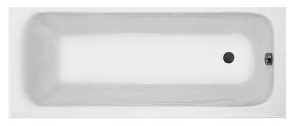 Акриловая ванна Roca Line 170х70 без гидромассажа