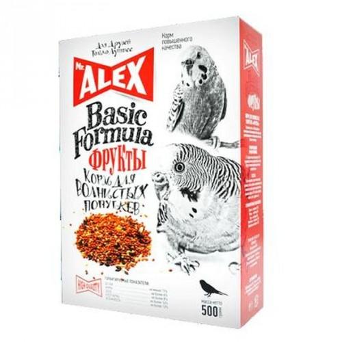Корм для грызунов Mr.Alex Basic 0.5