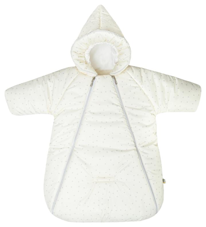 Купить Конверт-комбинезон для детской коляски Сонный гномик Хлопушки 956/15, Конверты в коляску