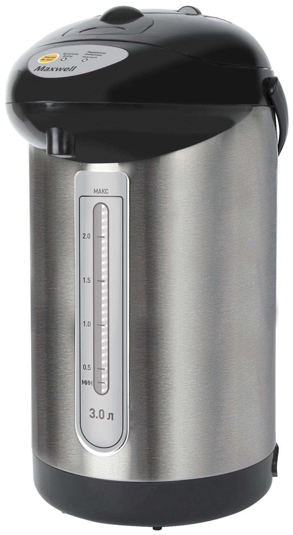 Термопот Maxwell MW 1755 Silver