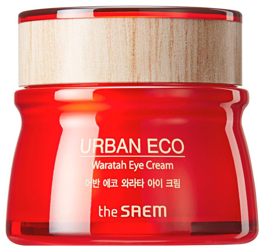 Крем для глаз The Saem Urban Eco Waratah Eye Cream 30 мл