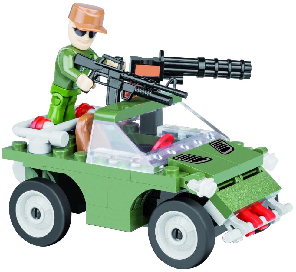 Купить Конструктор пластиковый COBI Джип Special ops vehicle, Конструкторы пластмассовые