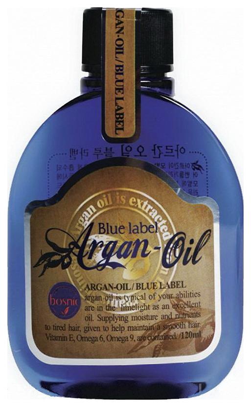 Масло для волос Bosnic Argan Oil Blue