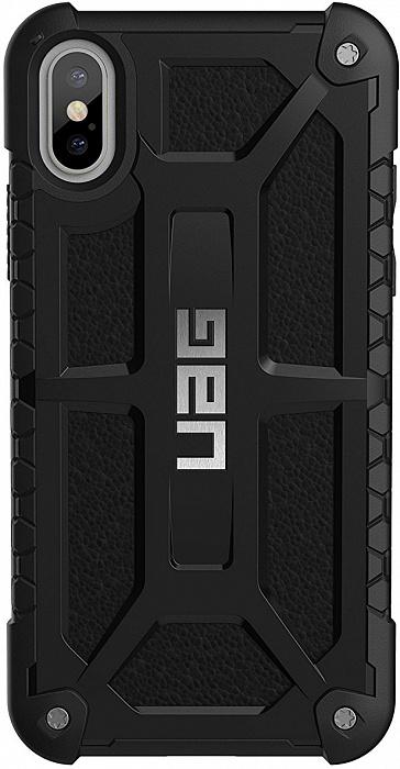 Чехол Urban Armor Gear Monarch (IPHX-M-BLK) для Apple iPhone X (Black)