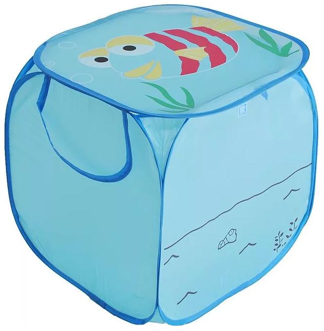 Корзина для хранения игрушек Наша Игрушка Рыбка
