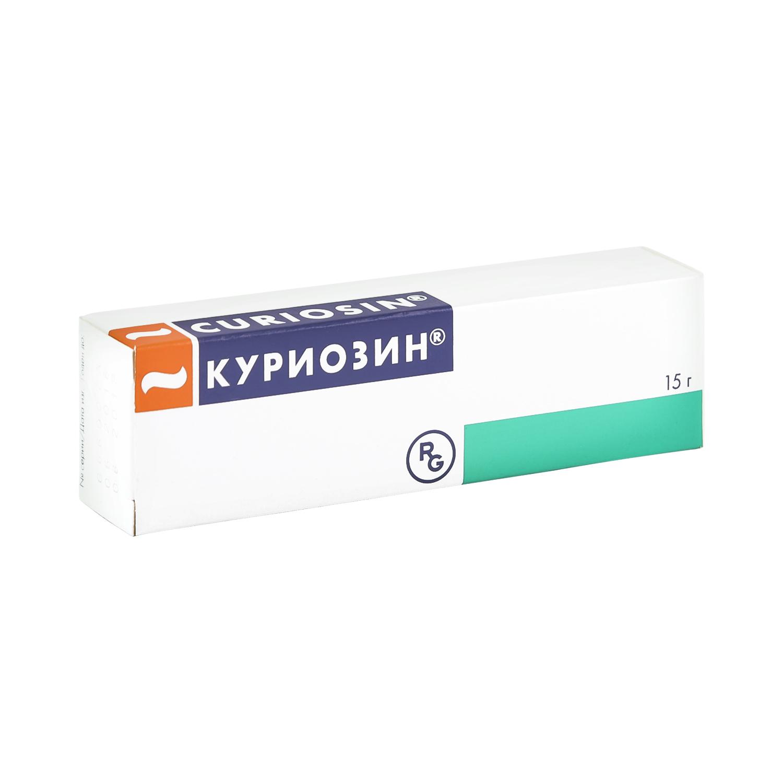 Куриозин гель 0,103 % 15 г