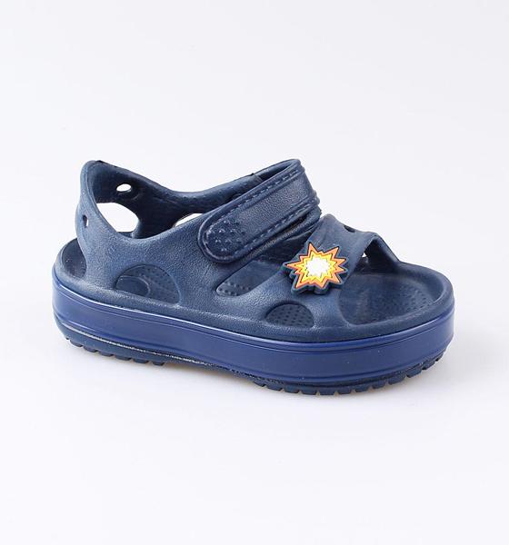 Купить Пляжная обувь Котофей для мальчика р.29 325090-01 синий, Шлепанцы и сланцы детские