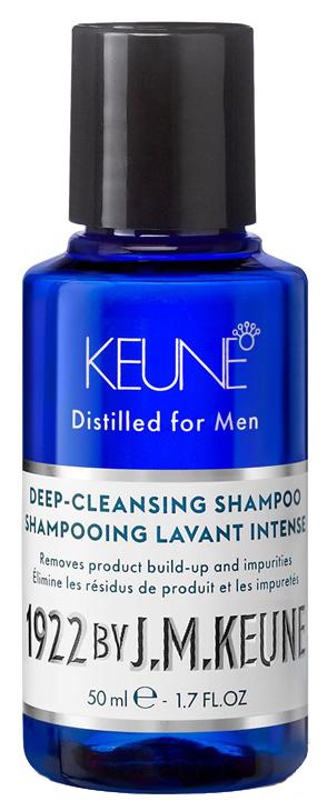 Шампунь универсальный Keune 1922 BY J.M. Keune Essential для волос и тела 50 мл