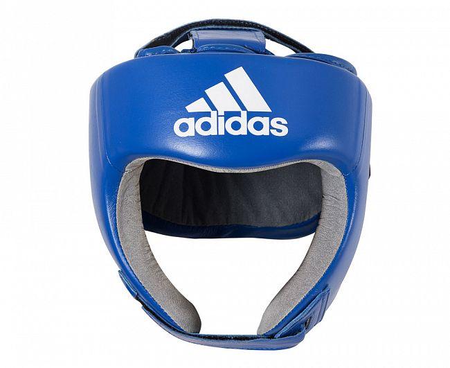 Шлем боксерский Adidas AIBA синий L