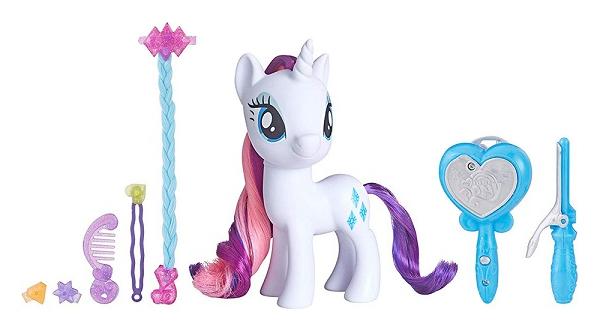 Купить Игровой набор Hasbro My Little Pony E3489/E3765 ПОНИ с прическами - Салон Рарити Пай, Игровые наборы