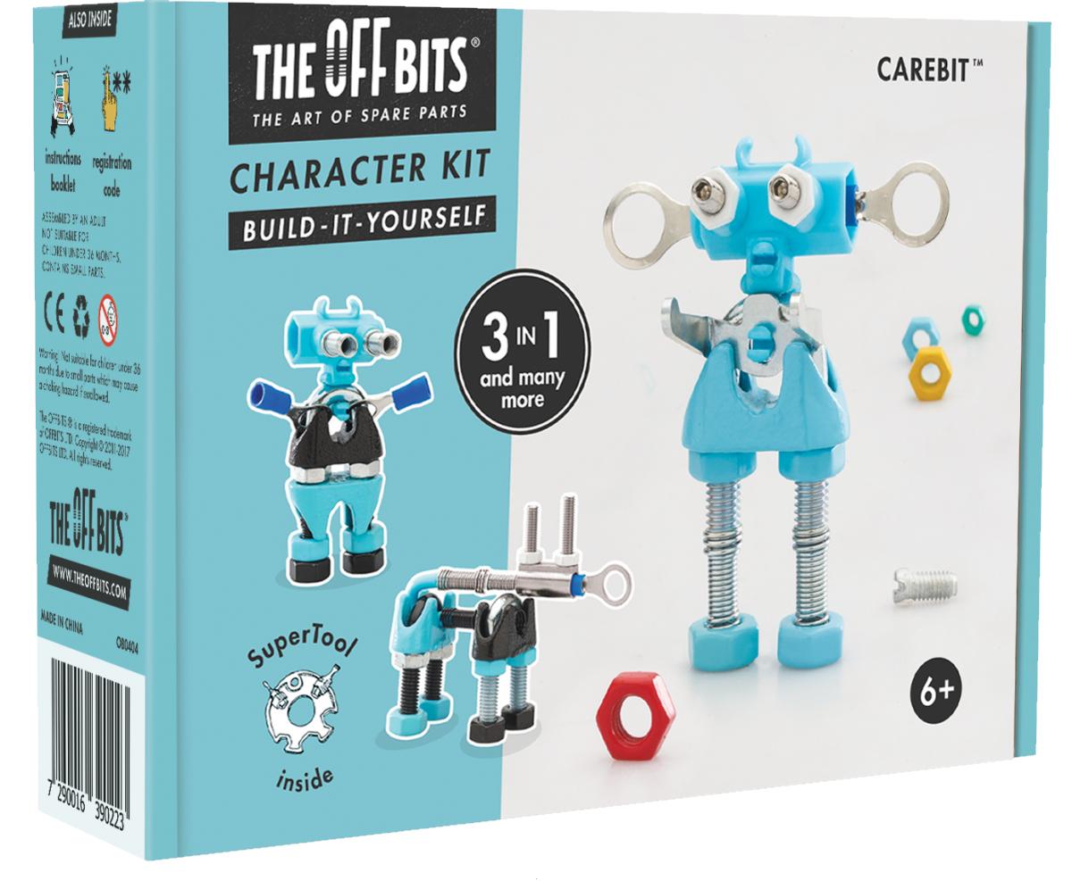 Купить Игрушка – конструктор The Offbits Carebit,