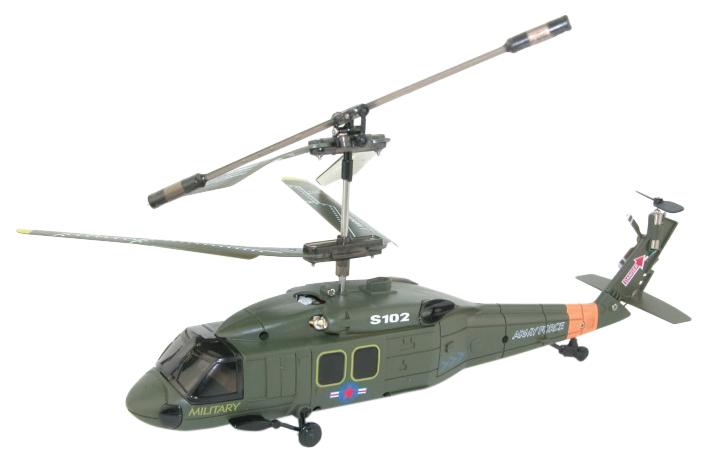 Радиоуправляемый вертолет Syma Black Hawk UH