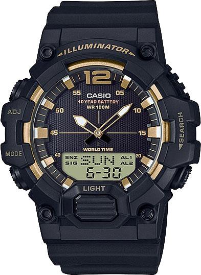 Японские наручные часы Casio Collection HDC-700-9A с хронографом