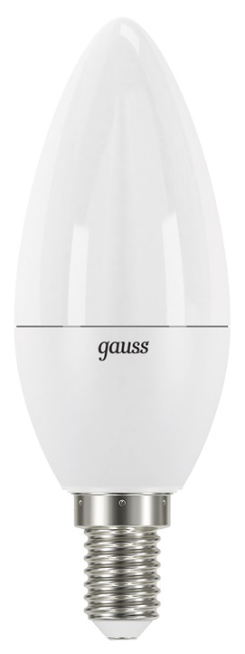 Лампочка Gauss 103101207 D Е14 7W