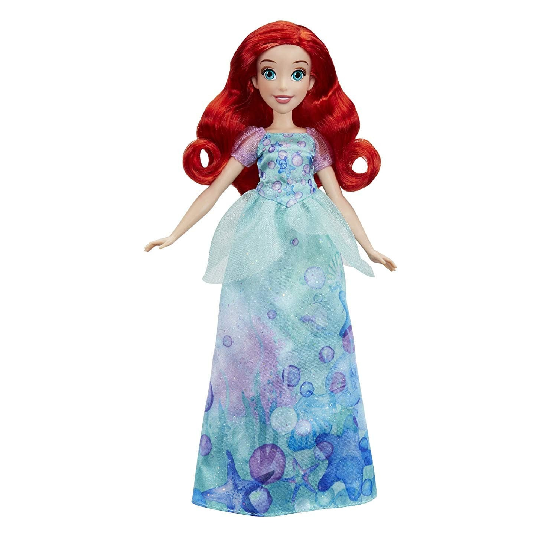 Кукла Disney Princess Ариэль Королевское сияние E0271
