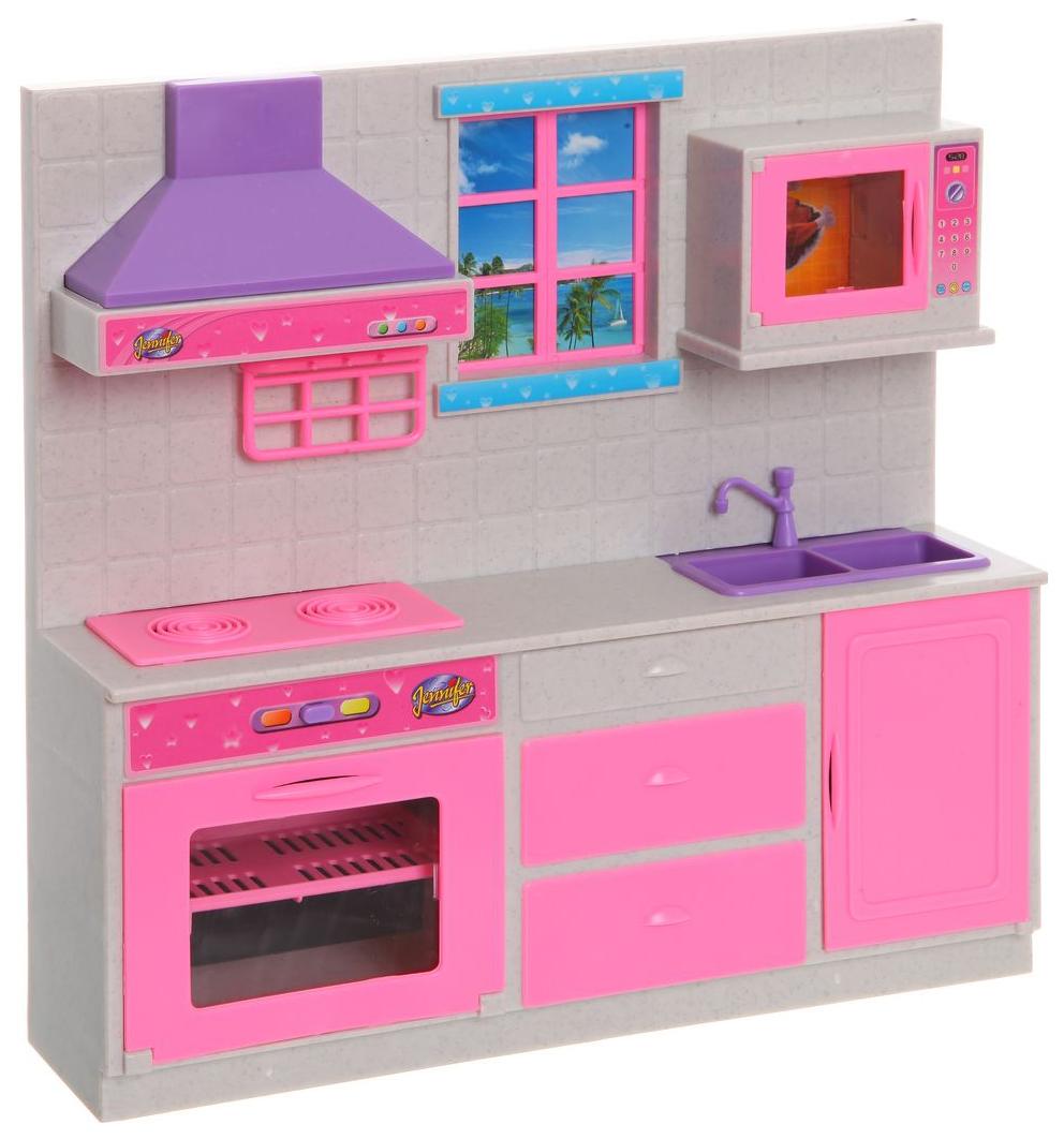 Набор кухонной мебели для куклы Shenzhen Toys Jennifer My Dream Home 2288