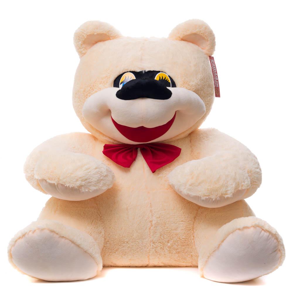 Купить Мягкая игрушка Медведь Подарочный огромный 78 см Нижегородская игрушка См-159-5, Мягкие игрушки животные