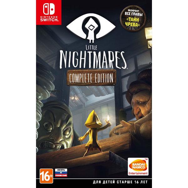 Игра Little Nightmares Complete Edition для Nintendo Switch фото
