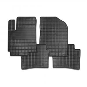 Резиновые коврики SEINTEX Сетка для Honda Civic VIII Hatchback 2006-2012 / 00595 фото